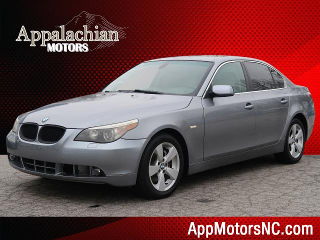 2006 BMW 5 Series 530xi for sale by dealer