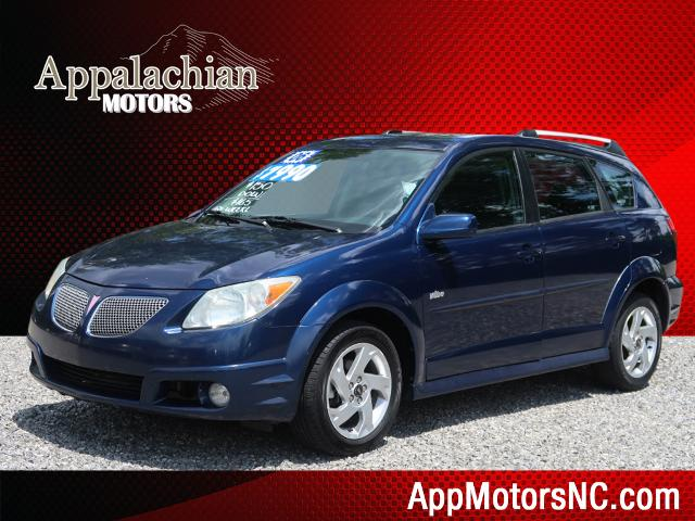 2006 Pontiac Vibe 4dr Wagon for sale by dealer
