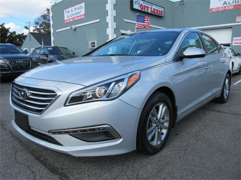 2015 Hyundai Sonata 4dr Sdn 2.4L SE PZEV for sale by dealer