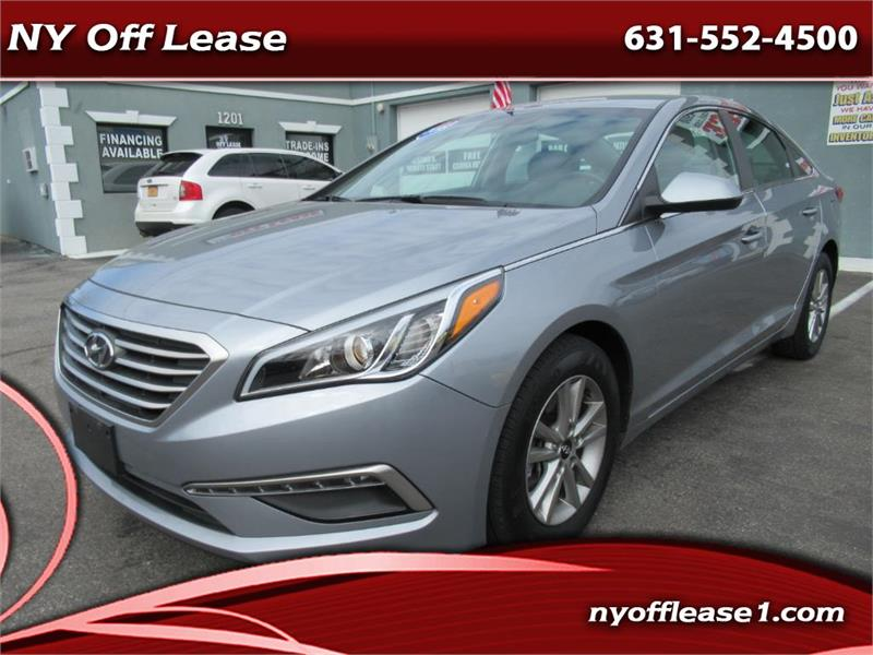 Hyundai Sonata 4dr Sdn 2.4L SE PZEV in Copiague