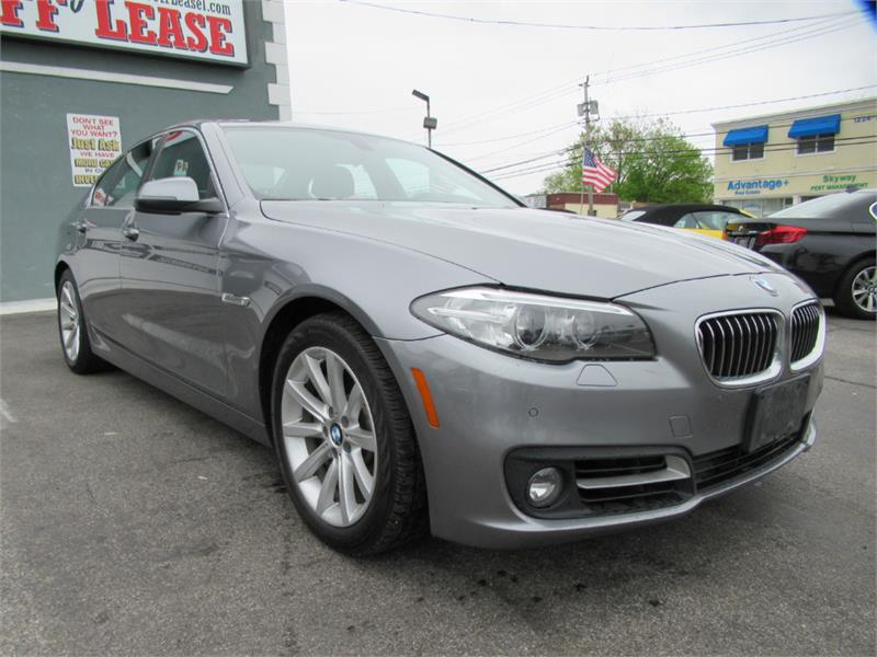 2015 BMW 5 Series 4dr Sdn 535i xDrive AWD Copiague NY
