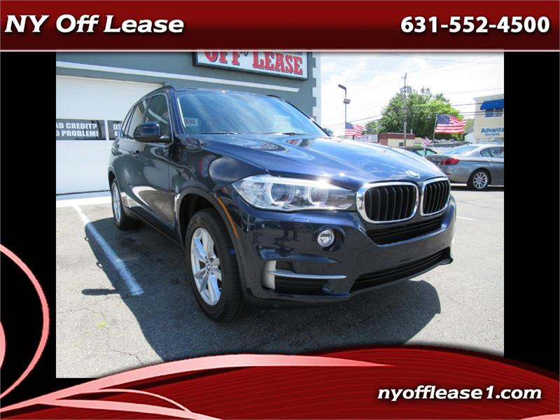 2015 BMW X5 AWD 4dr xDrive35i for sale by dealer