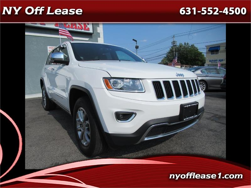 2015 Jeep Grand Cherokee 4WD 4dr Limited Copiague NY
