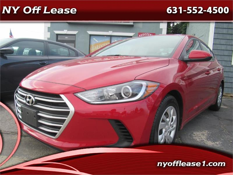 2017 Hyundai Elantra SE 2.0L Auto (Alabama) *Ltd Avail* Copiague NY