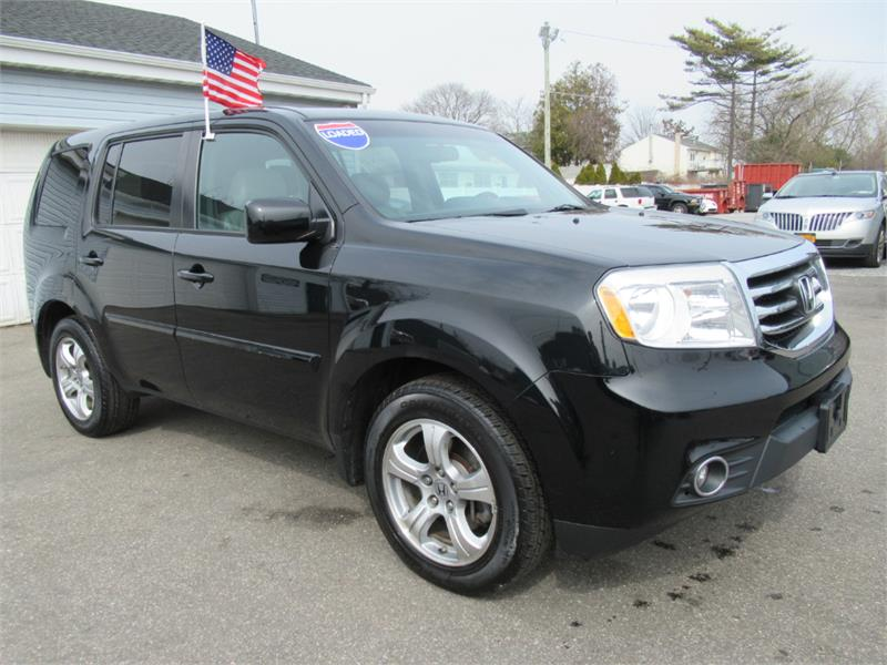 2015 Honda Pilot EX-L 4WD 5-Spd AT with DVD Copiague NY