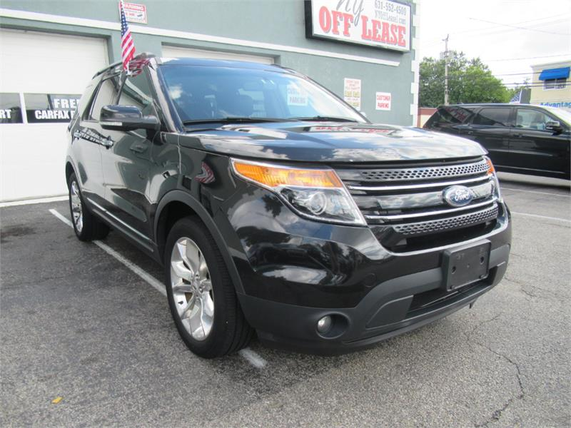 2015 Ford Explorer 4WD 4dr Limited Copiague NY