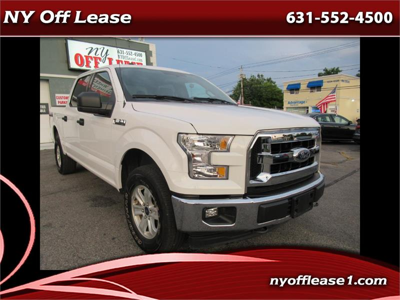 2017 Ford F-150 XLT SuperCrew 6.5-ft. Bed 4WD Copiague NY