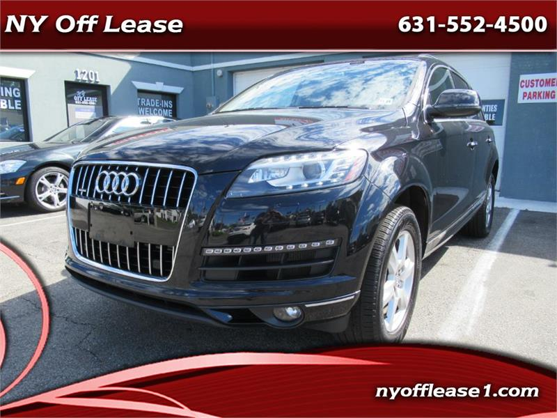2015 Audi Q7 quattro 4dr 3.0T Premium Plus Copiague NY