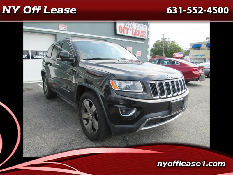 2014 Jeep Grand Cherokee 4WD 4dr Limited Copiague NY