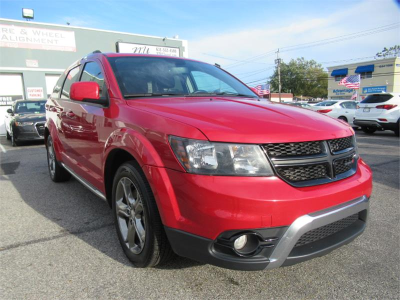 2017 Dodge Journey Crossroad Plus FWD Copiague NY