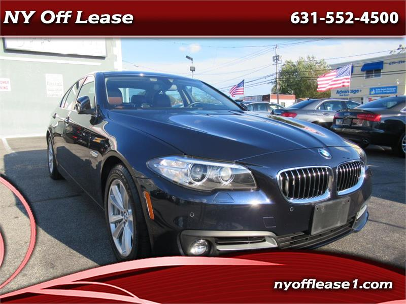 2016 BMW 5 Series 4dr Sdn 528i xDrive AWD Copiague NY