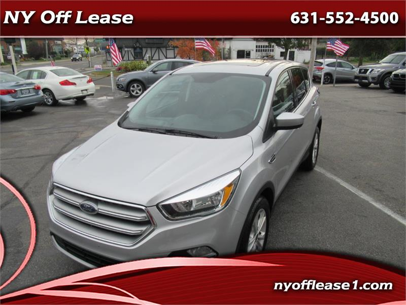 2017 Ford Escape SE 4WD Copiague NY