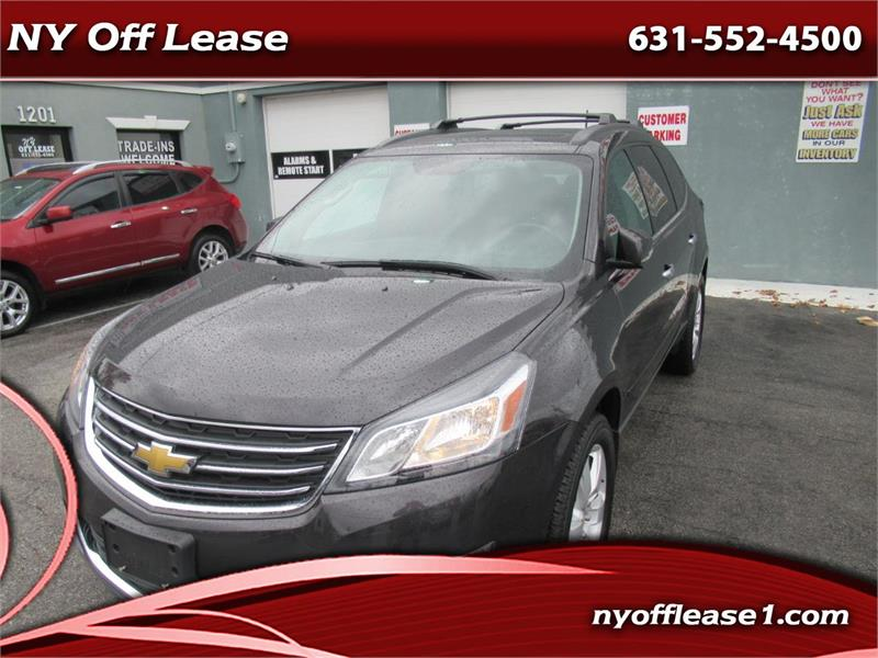 2016 Chevrolet Traverse AWD 4dr LT w/1LT Copiague NY