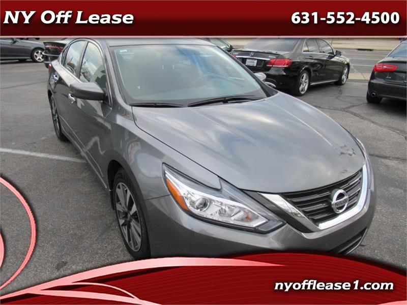 2017 Nissan Altima 2.5 SV Sedan Copiague NY