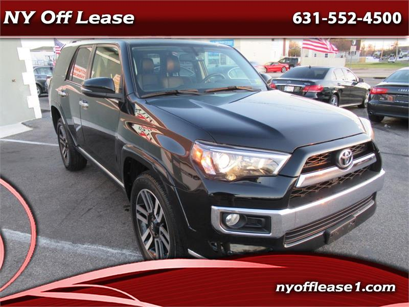 2016 Toyota 4Runner Limited Copiague NY