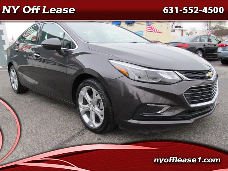2017 Chevrolet Cruze 4dr Sdn 1.4L Premier w/1SF Copiague NY