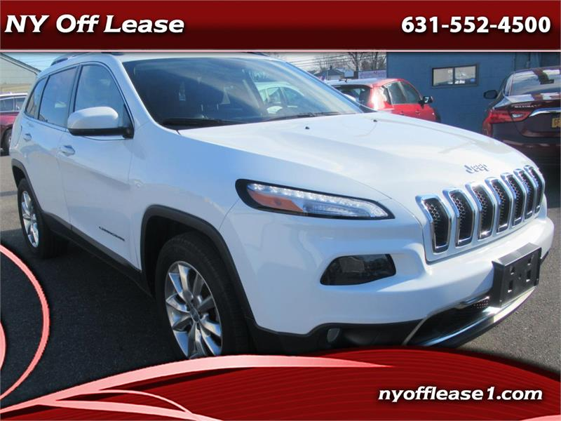 2015 Jeep Cherokee 4WD 4dr Limited Copiague NY