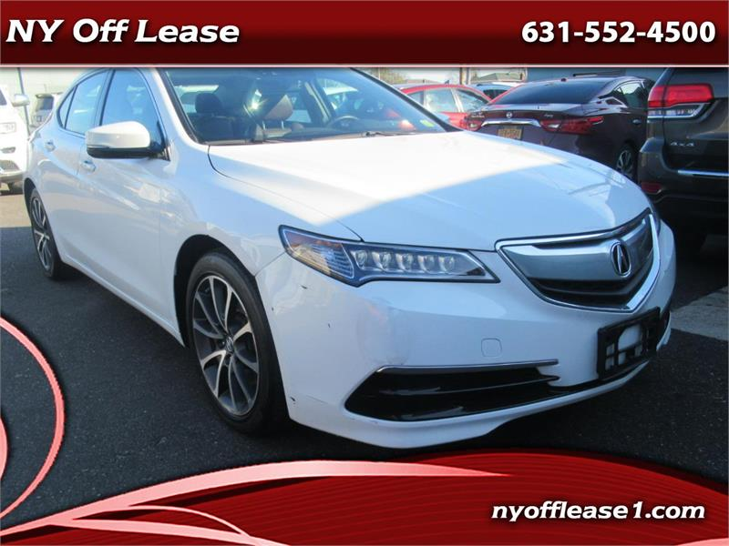 2016 Acura TLX 4dr Sdn FWD V6 Tech Copiague NY