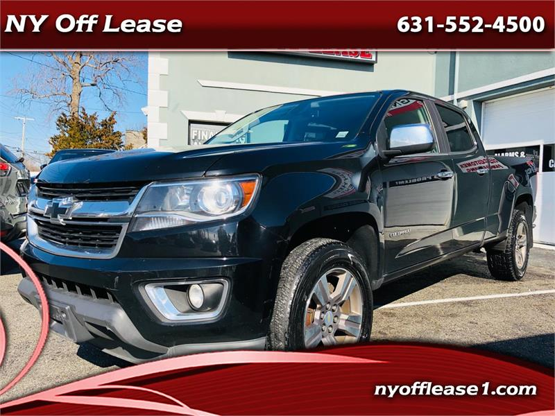2015 Chevrolet Colorado 4WD Crew Cab 140.5 LT Copiague NY