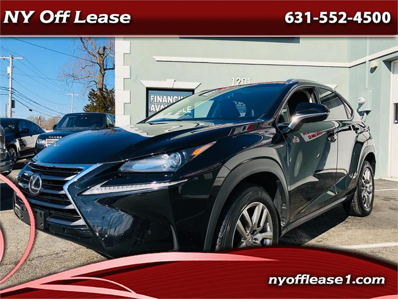 2016 Lexus NX 200t AWD 4dr Copiague NY