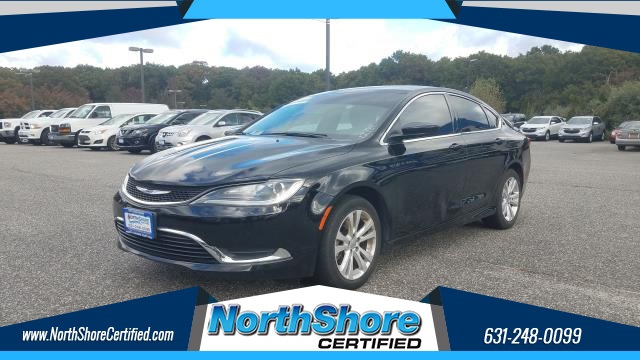 2016 Chrysler 200 Limited Port Jefferson NY