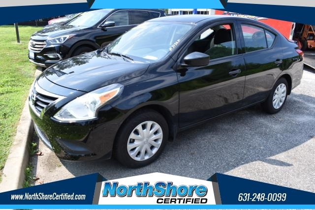 2018 Nissan Versa 1.6 S Plus Port Jefferson NY
