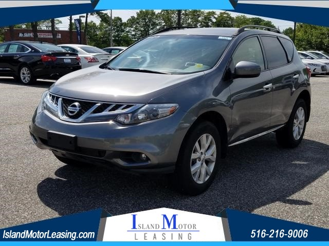 2014 Nissan Murano SV for sale by dealer
