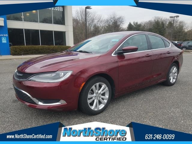 2015 Chrysler 200 Limited Port Jefferson NY