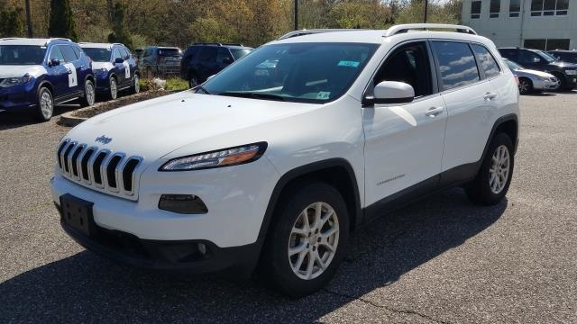 2017 Jeep Cherokee Latitude for sale by dealer