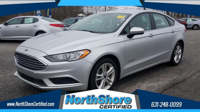 2018 Ford Fusion Hybrid SE Port Jefferson NY