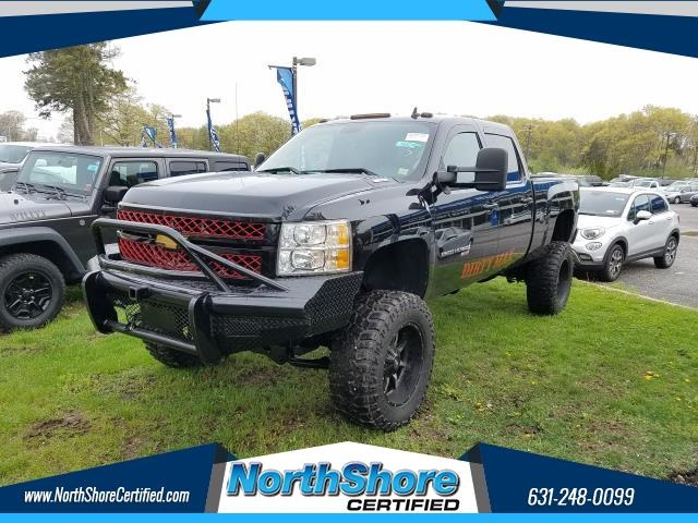 2013 Chevrolet Silverado 2500HD LTZ for sale by dealer