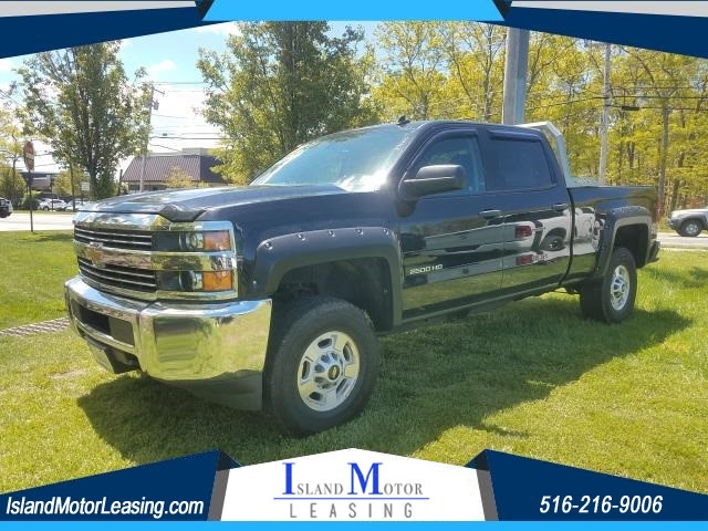 2015 Chevrolet Silverado 2500HD LT for sale by dealer