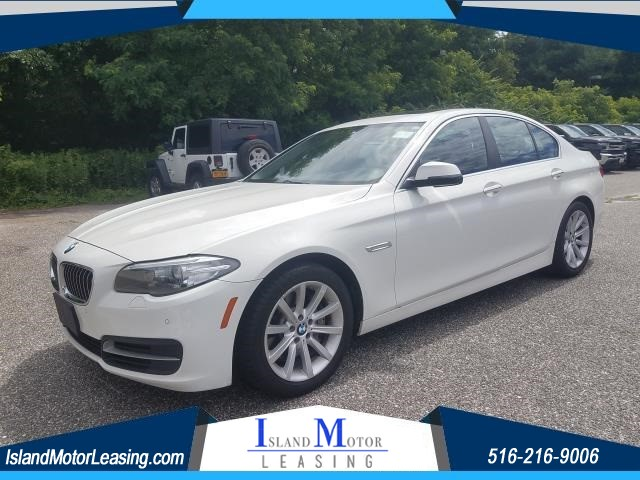 2014 BMW 5 Series 535i xDrive for sale by dealer