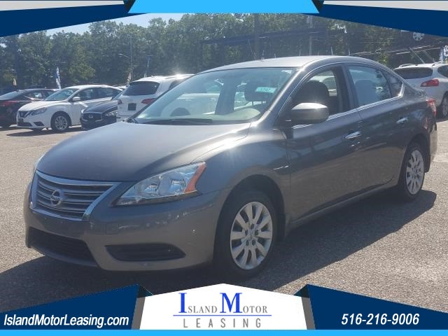 2015 Nissan Sentra S for sale by dealer