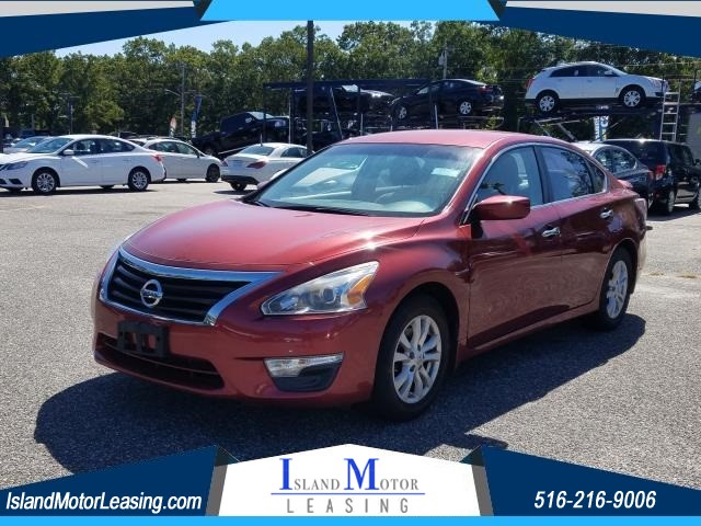 2015 Nissan Altima 2.5 SV for sale by dealer