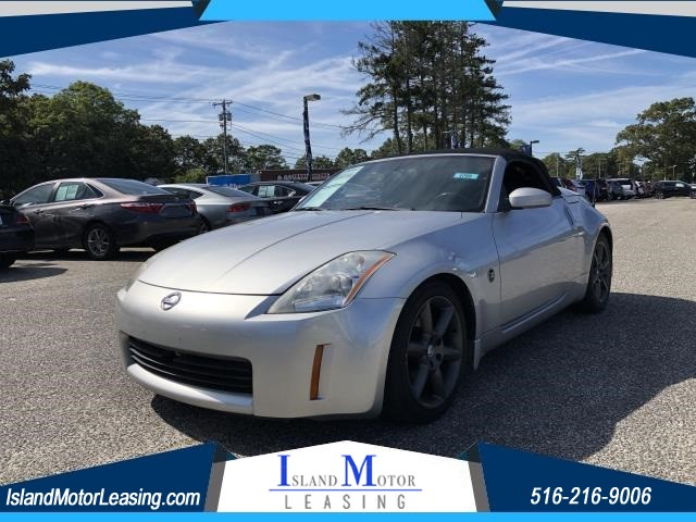 2004 Nissan 350Z Touring for sale by dealer
