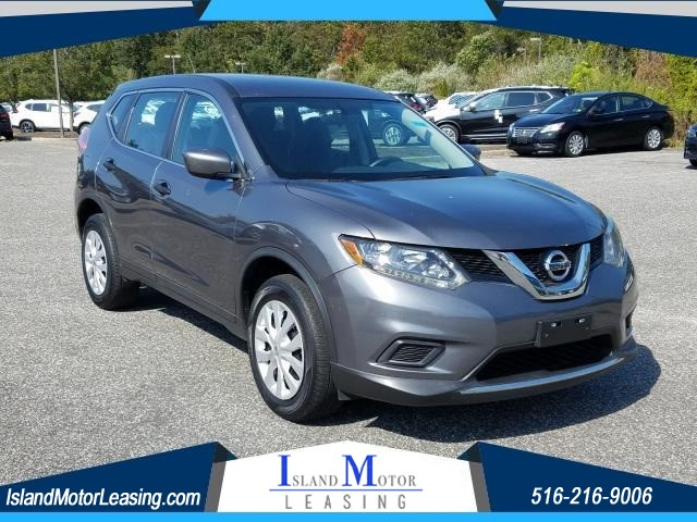 2016 Nissan Rogue S for sale by dealer