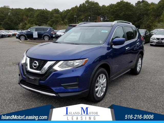 2017 Nissan Rogue SV for sale by dealer