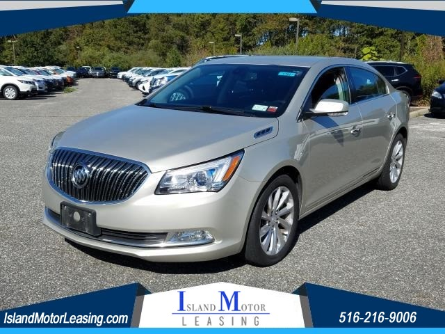 2016 Buick LaCrosse Leather Group for sale by dealer