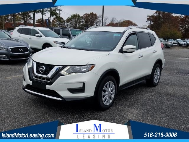2017 Nissan Rogue S for sale by dealer