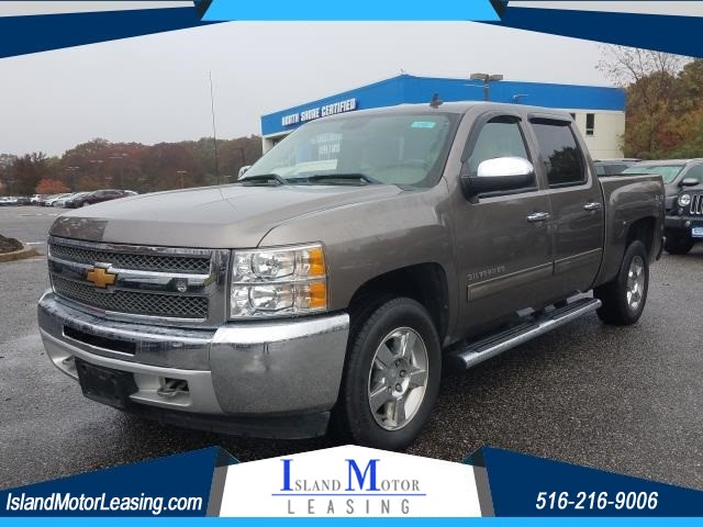 2013 Chevrolet Silverado 1500 LT for sale by dealer