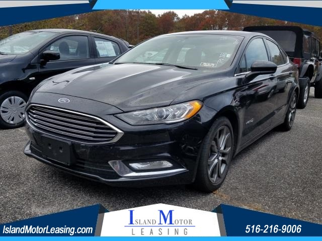 2017 Ford Fusion Hybrid SE for sale by dealer