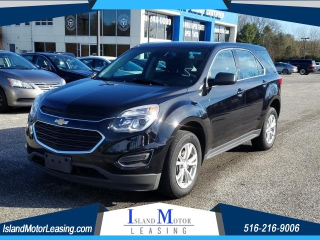 2017 Chevrolet Equinox LS for sale by dealer