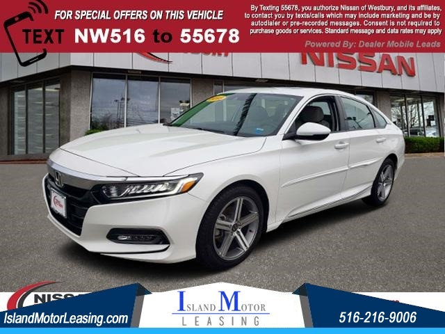 2018 Honda Accord EX-L for sale by dealer