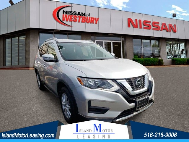 2019 Nissan Rogue SV for sale by dealer