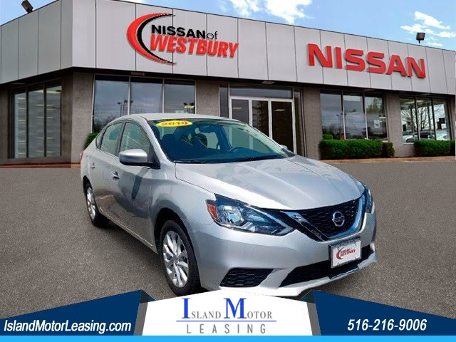 2019 Nissan Sentra SV for sale by dealer