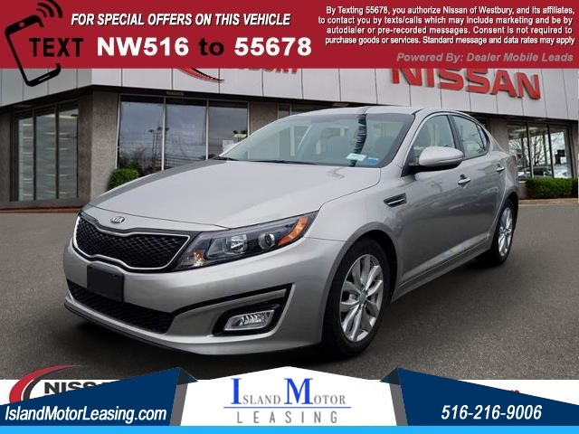 2015 Kia Optima EX for sale by dealer