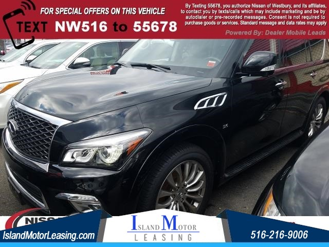 2016 INFINITI QX80 Base for sale by dealer