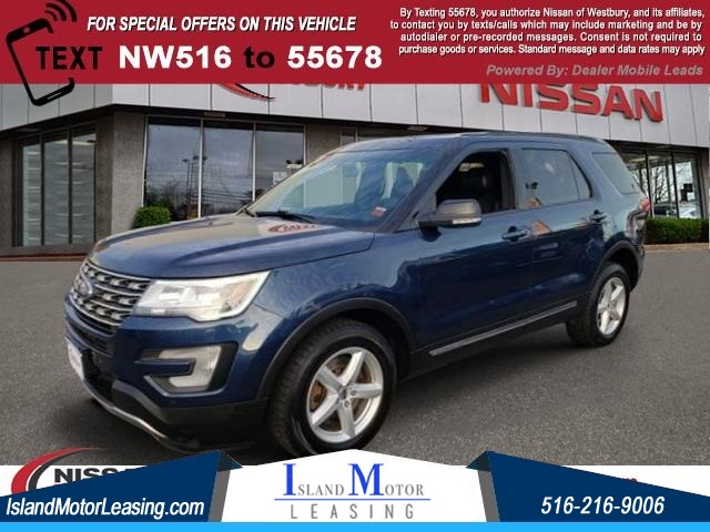 2016 Ford Explorer XLT for sale by dealer