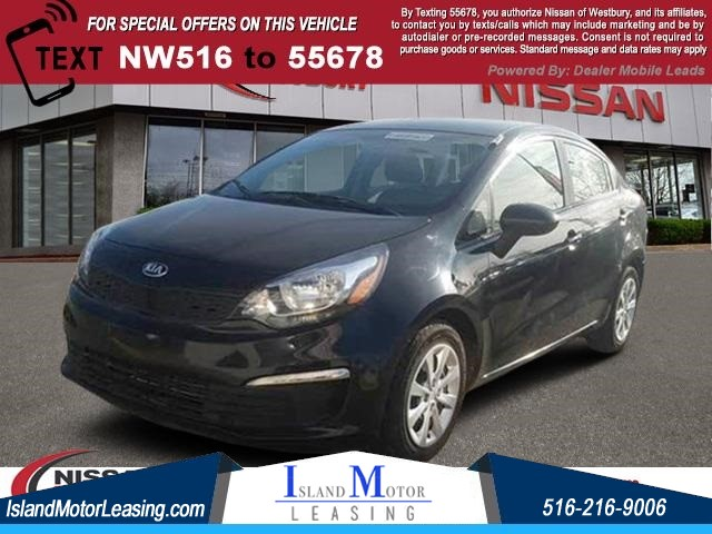 2017 Kia Rio LX for sale by dealer